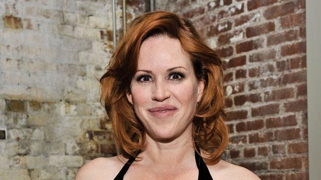 Molly Ringwald attends the 'Hopper: A Journey Into the American Dream' book launch on March 5, 2013 in New York City -- Getty Images
