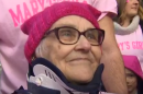 87-year-old hospice patient asks doctors to let her live until Women's March