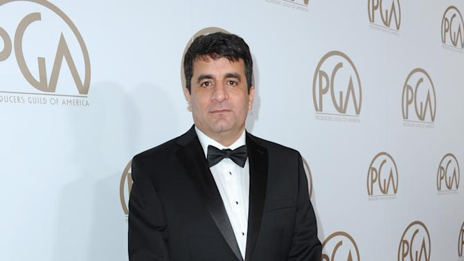 Dror Moreh arrives at the 24th Annual Producers Guild (PGA) Awards at the Beverly Hilton Hotel on Saturday Jan. 26, 2013, in Beverly Hills, Calif. (Photo by Jordan Strauss/Invision for The Producers Guild/AP Images)