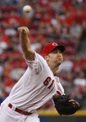 Arroyo extends streak in Reds' 5-1 win