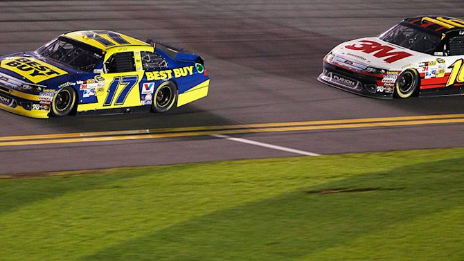 Roush Fenway facing clean slate at Daytona