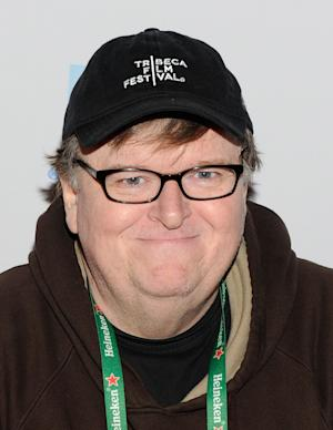 Newtown School Shootings: Michael Moore Says 'Bowling For Columbine' Speaks for Him