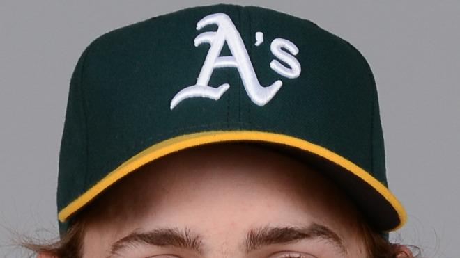 Josh Reddick Baseball Headshot Photo