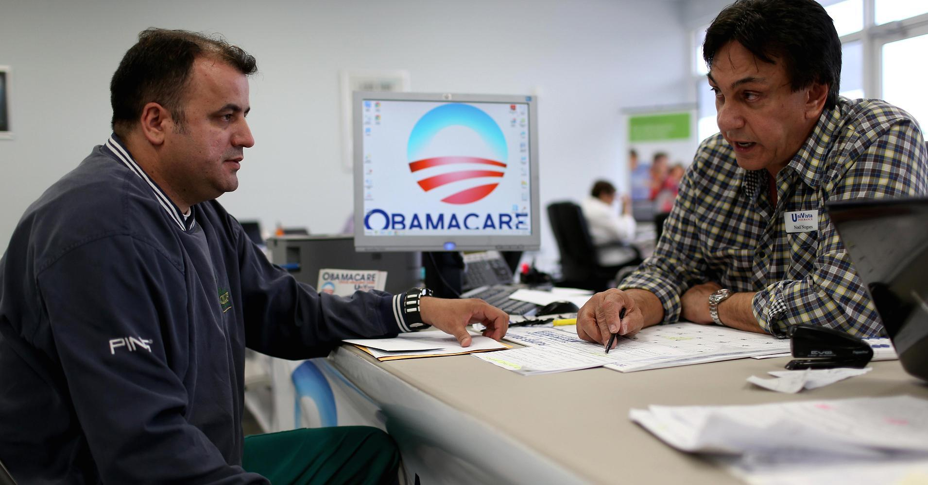 Here's what Obamacare customers think...