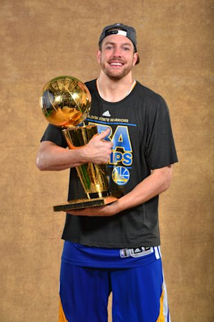 David Lee comes to Boston bearing gifts. (Jesse D. Garrabrant/Getty Images)