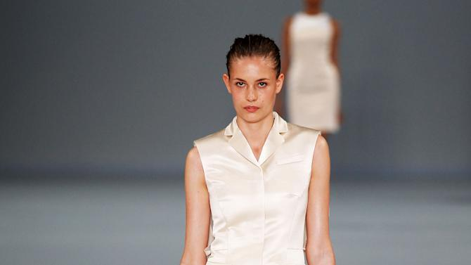 Hugo By Hugo Boss: Runway - Mercedes-Benz Fashion Week Spring/Summer 2013