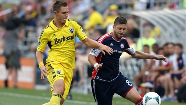 "Columbus Crew on gut-wrenching loss to conference foe New England Revolution ""not easy to take"""