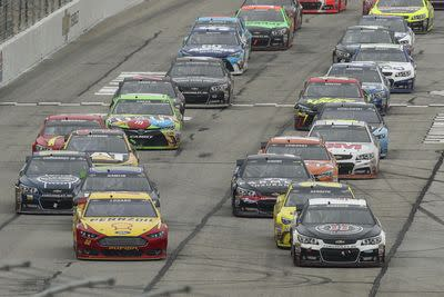 Air of familiarity hangs over NASCAR power rankings