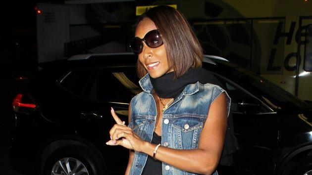 Jada Pinkett Smith seen at LAX on May 07, 2014 in Los Angeles -- Getty Images