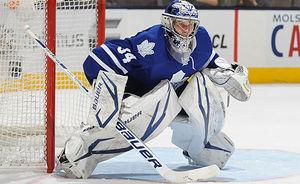 James Reimer starting new era of Toronto goalies