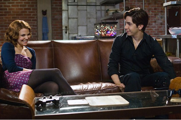 Ginnifer Goodwin Justin Long He's Just Not That Into You Production Stills 2009 New Line Cinema