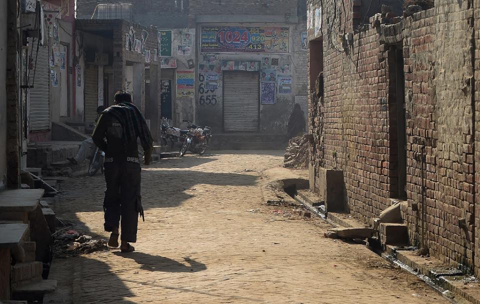 Pakistani child sex abuse victims struggle to rebuild lives