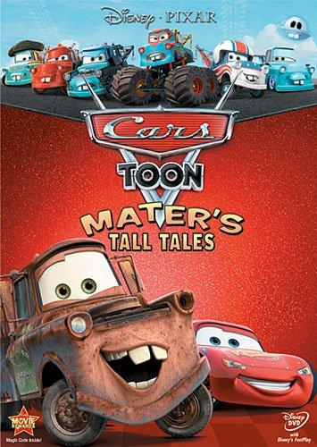 Car Toons: Mater's Tall Tales ($17.49)