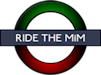MiMlogo 1501 Ride the MiM today.. $ES F 1871 x 1853