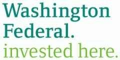 Washington Federal Reports Quarterly Net Income Increased 7% to $35 Million