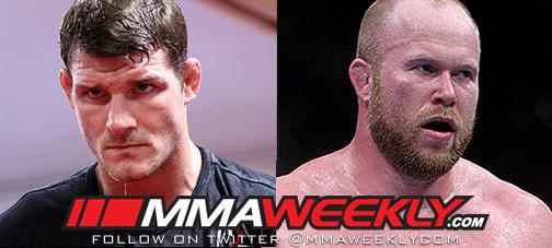 Michael Bisping vs. Tim Boetsch Confirmed for UFC 149