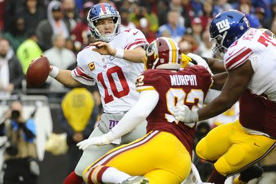 The Giants blew their division lead in a spectacularly dumb ending against Washington