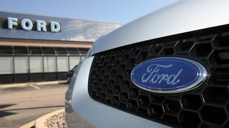 Ford to sell cars and pickup trucks in Myanmar