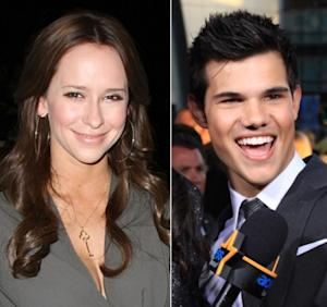 Jennifer Love Hewitt, Taylor Lautner  -- Composed by AccessHollywood.com