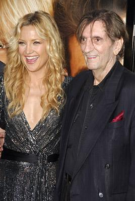 Kate Hudson and Harry Dean Stanton at the LA premiere of Universal's You, Me and Dupree