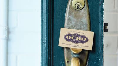 OTTO Pizza Spinoff OCHO Burrito OPEN Today for Takeout