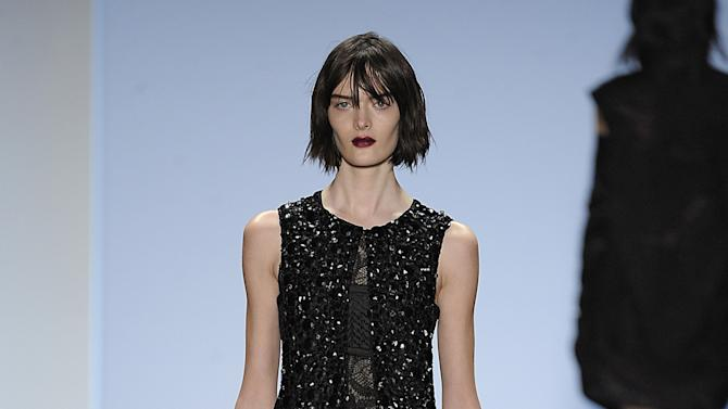 Vera Wang - Runway RTW - Fall 2013 - New York Fashion Week