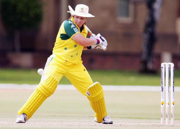 Women's Cricket - Australia v India: Game 2
