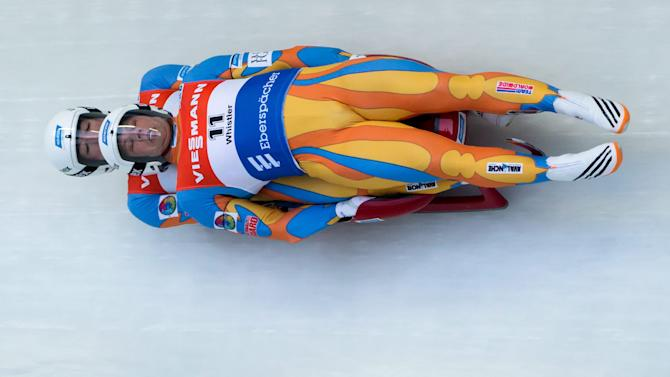 Mazdzer wins silver medal for US in World Cup luge