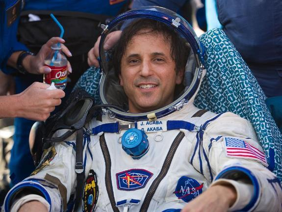 'Avengers' in Space: NASA Astronaut Recounts Movie Nights and Life in Orbit
