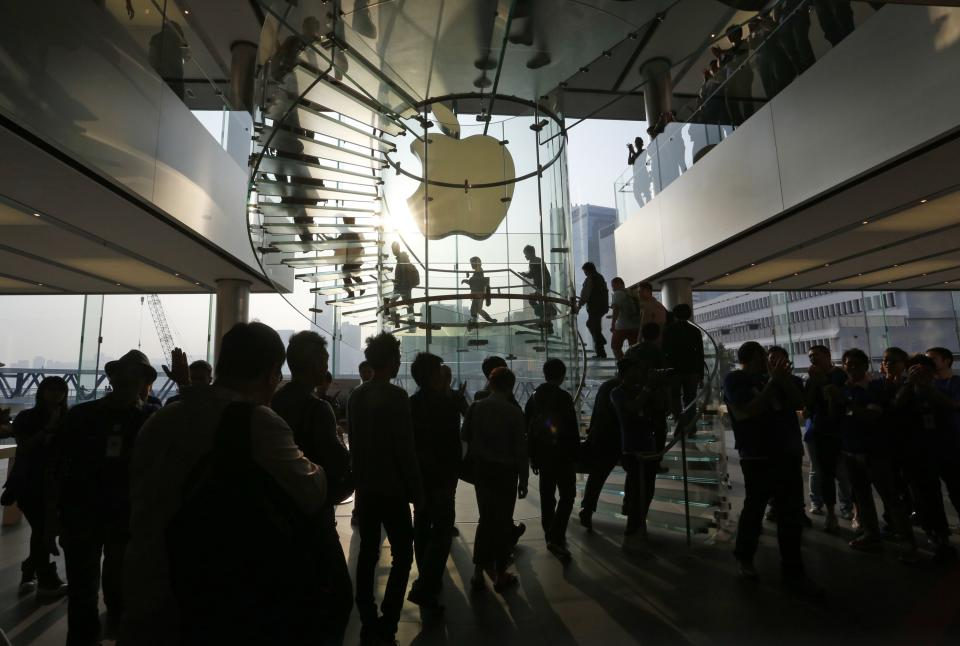 Apple paid only 2 pct tax on earnings outside US