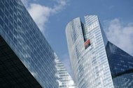 The headquarters of the French banking giant Societe Generale in La Defense, outside Paris. Rogue trader Jerome Kerviel has argued at the start of his appeal hearing that his ex-employer Societe Generale knew he was making the risky gambles that eventually cost it five billion euros