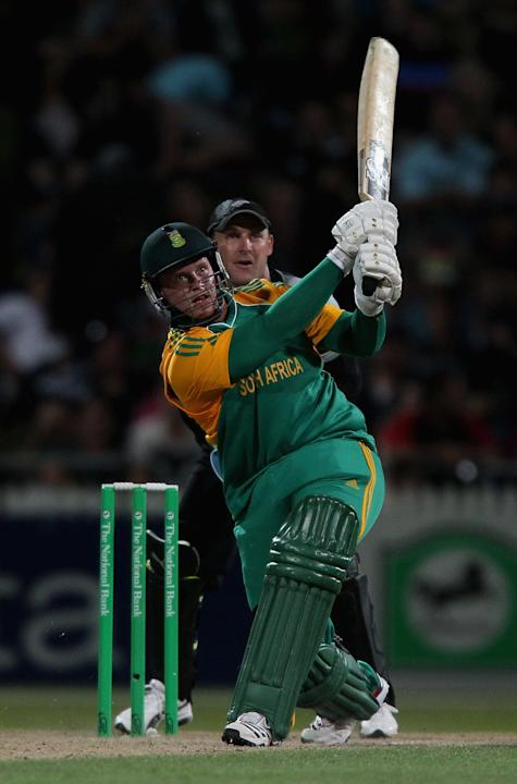 New Zealand v South Africa - 2nd Twenty20 International