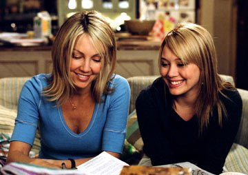 Heather Locklear and Hilary Duff in Universal Pictures' The Perfect Man