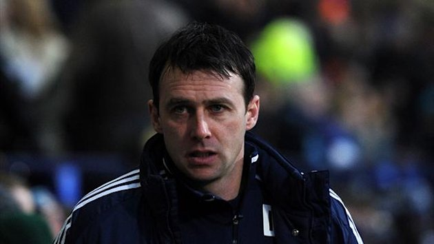 Dougie Freedman has set his sights on the top six