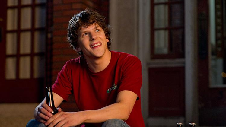 30 Minutes or Less Columbia Pictures 2011 Jesse Eisenberg