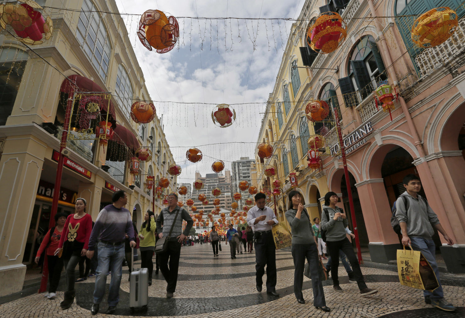 2014. The Lunar New Year this year marks the year of the more