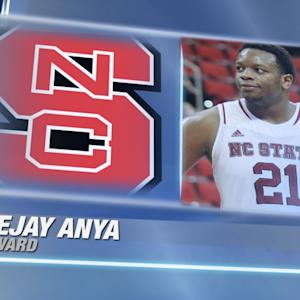 NC State's  Beejay Anya Amazing Block Party | Best of Beejay Anya