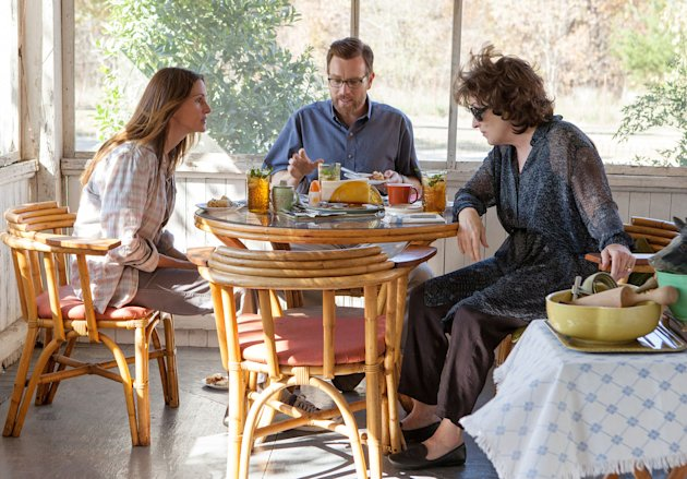 "Julia Roberts, Ewan McGregor and Meryl Streep in ""August: Osage County"""