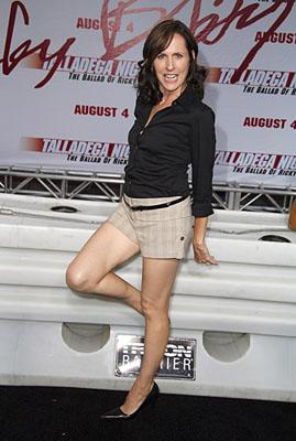 Premiere: Molly Shannon at the LA premiere of Columbia's Talladega Nights: The Ballad of Ricky Bobby - 7/26/2006