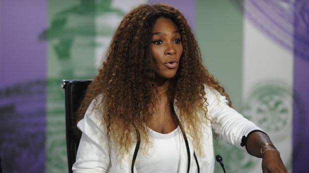 'Eavesdropping' Reporters Hear Serena Williams Saying the Darndest Things