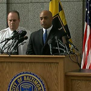 Police: Still Don't Know How Suspect Died in MD