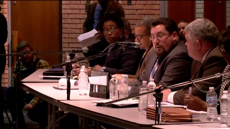 Ferguson city council want changes to police reform plan