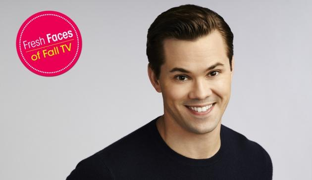One of AccessHollywood.com's Fresh Faces of Fall TV: Andrew Rannells of 'The New Normal' -- NBC