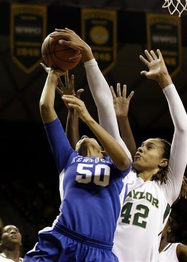 No. 1 Baylor women runs past No. 6 Kentucky 85-51