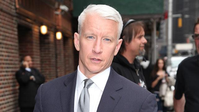 Why Anderson Cooper Dated Girls