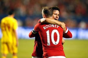 Soccer: Friendly-International Champions Cup Final- Liverpool vs Manchester United