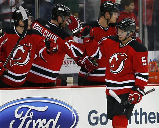 Elias, Brodeur lead Devils past Canadiens 3-2