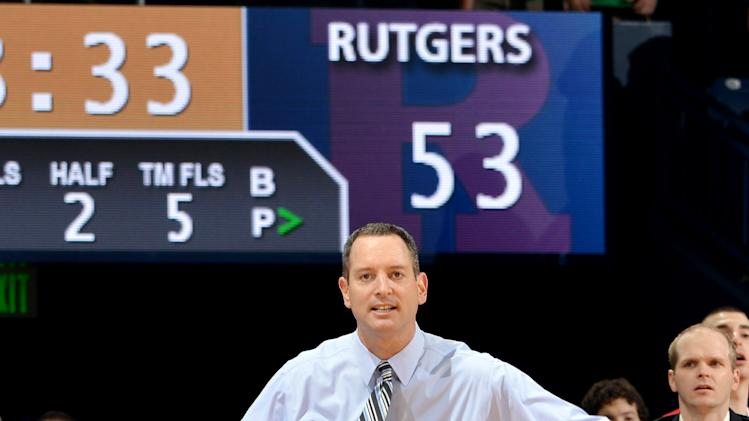 NCAA Basketball: Rutgers at Notre Dame