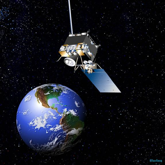 Key US East Coast Weather Satellite GOES-13 Fails
