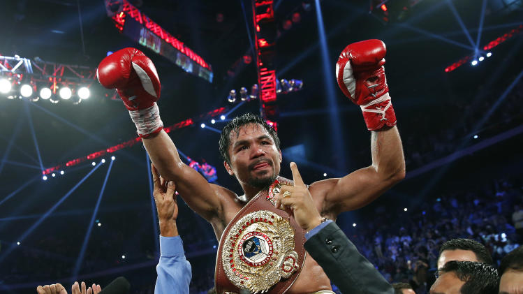Pacquiao beats Rios in unanimous decision